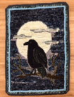 Sharon Clarke's crow