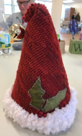 Sue Sweetser's elf hat